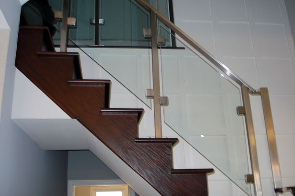 Glass Railing In Seattle Amp Puget Sound Cascade Glass