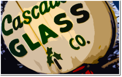 Cascade Glass
